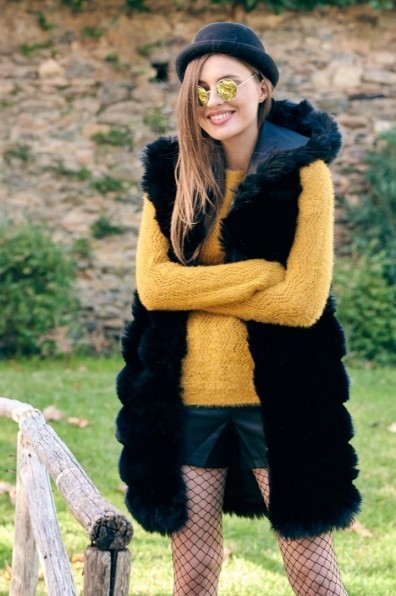 The faux fur issue